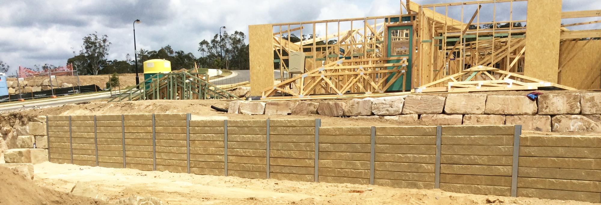 Brisbane Concrete Retaining Walls   Triple A Constructions
